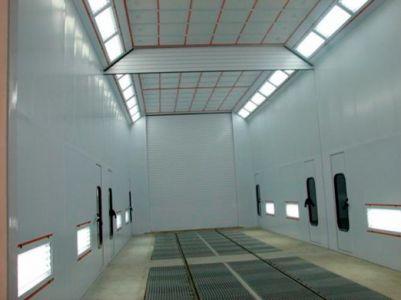 Cabina Horno Pintura Industriales1 Camiones Buses